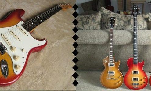 Gibson vs Fender best guitar brand