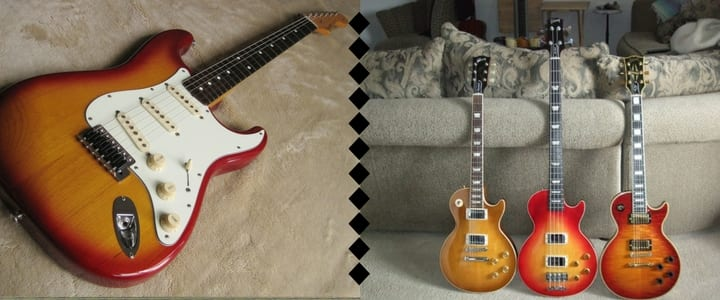 Gibson vs Fender best guitar brand