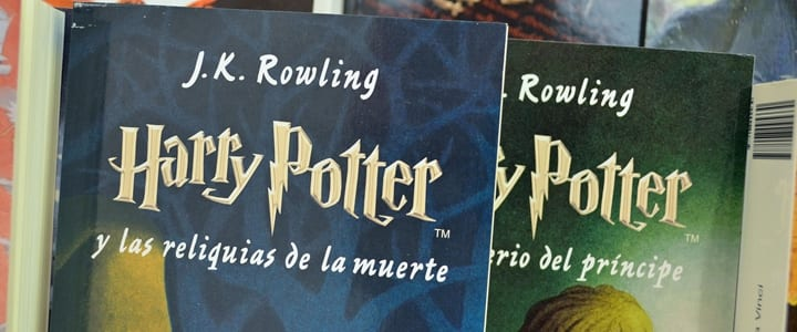 Harry Potter in Spanish