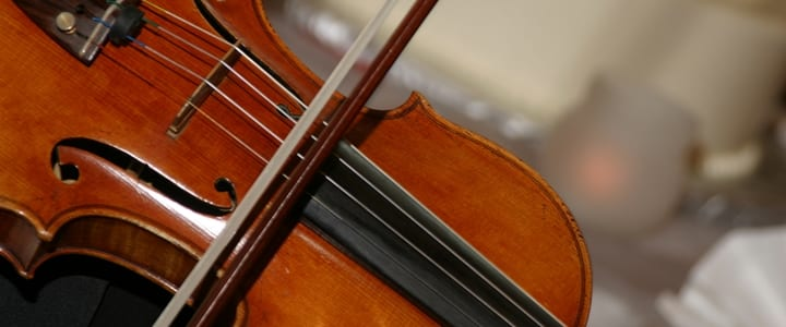 improve violin tone