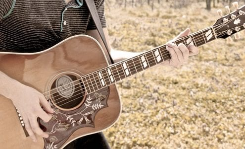 8 Must-Have Acoustic Guitars for Fall 2016