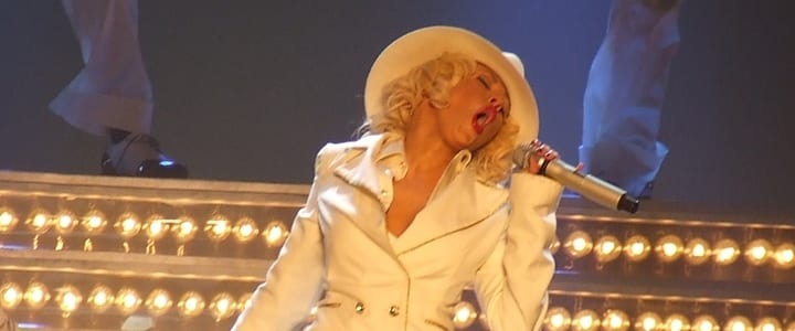 Why Taking (Video) Voice Lessons from Christina Aguilera is a Bad Idea
