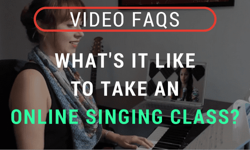 Video: What's it Like to Take an Online Singing Class?