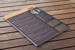 how to make your resume stand out with a unique template
