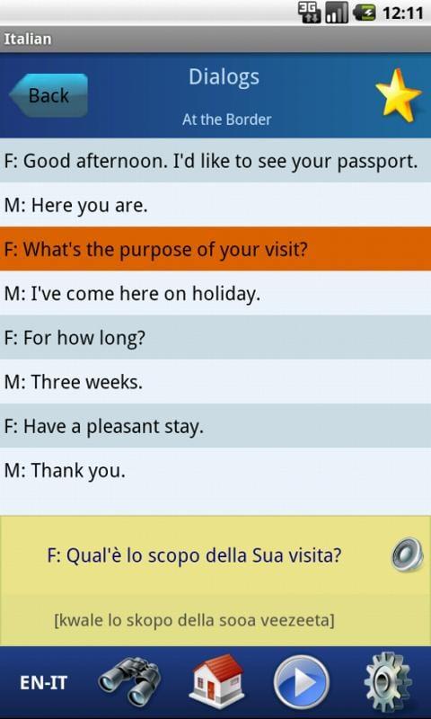 Apps to Learn Italian