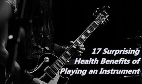 Top 10 Health Benefits of Playing an Instrument