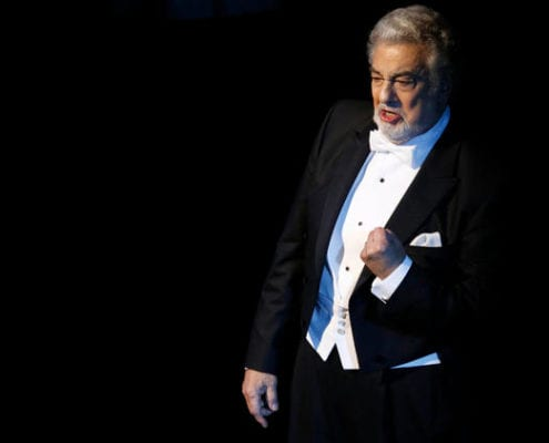 Hispanic musicians - Placido Domingo