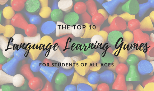 Top 10 Language Learning Games for Students of All Ages