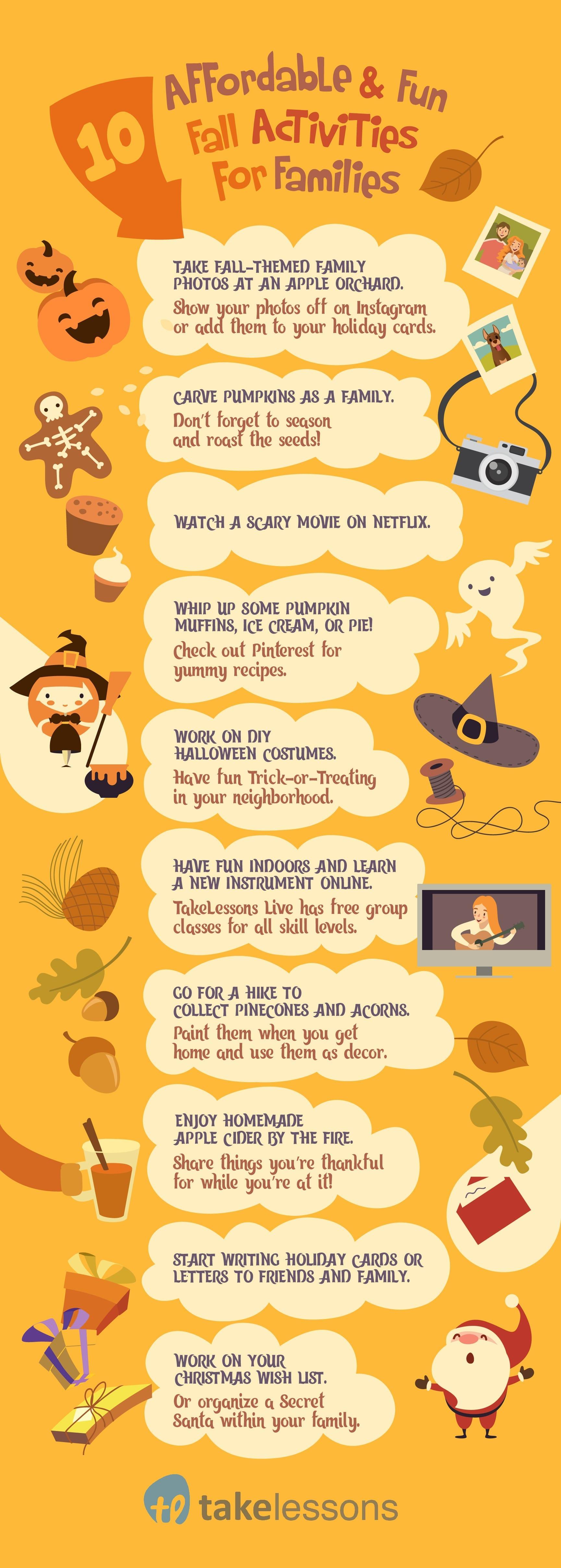 fun fall activities