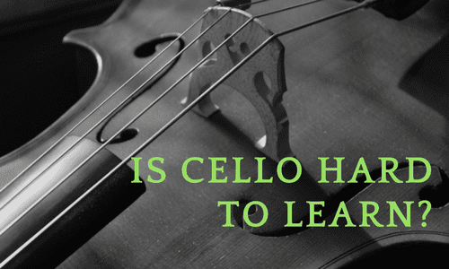 Is Cello hard to learn