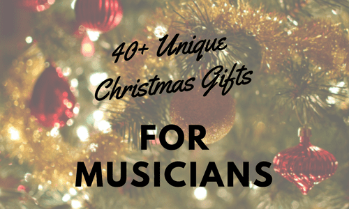 Christmas gifts for musicians