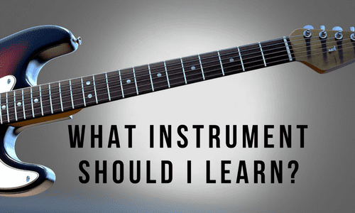 What instrument should I learn