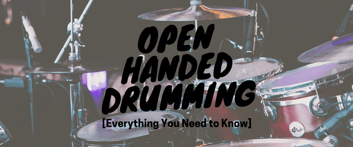 Open handed drumming