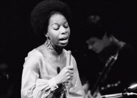 famous black musicians - nina simone