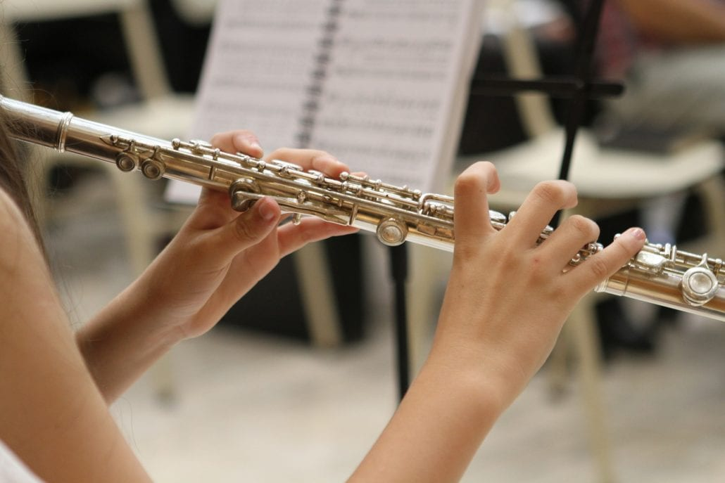 learn flute notes properly