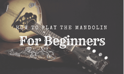 How to Play The Mandolin for Beginners: 5 Steps to Get Started