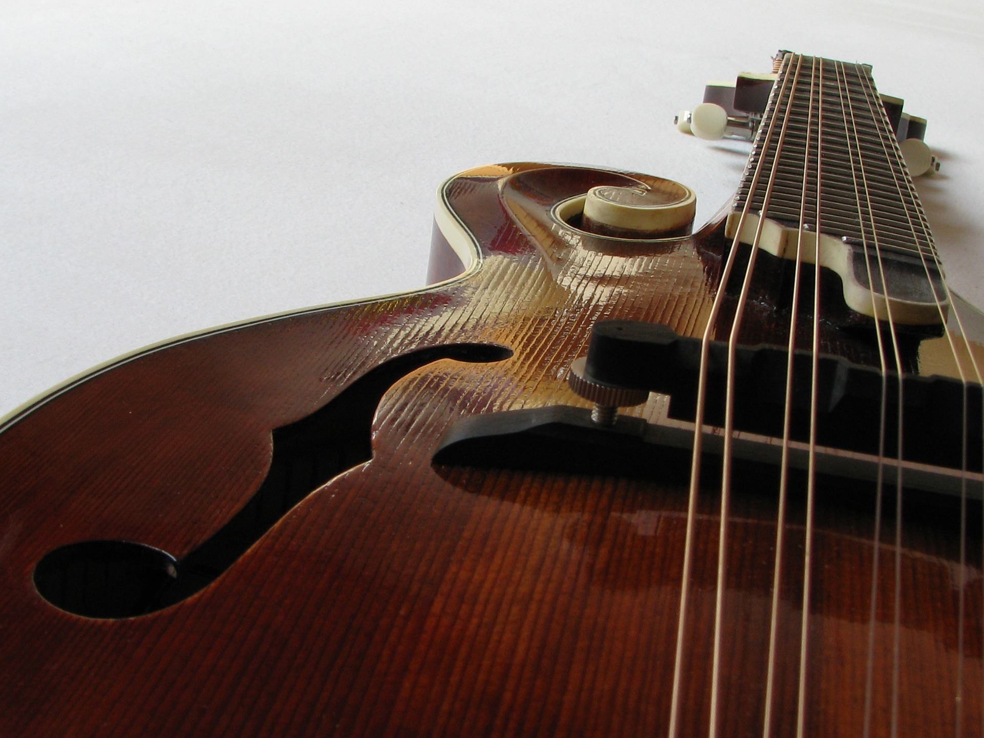 how to play mandolin for beginners - f style