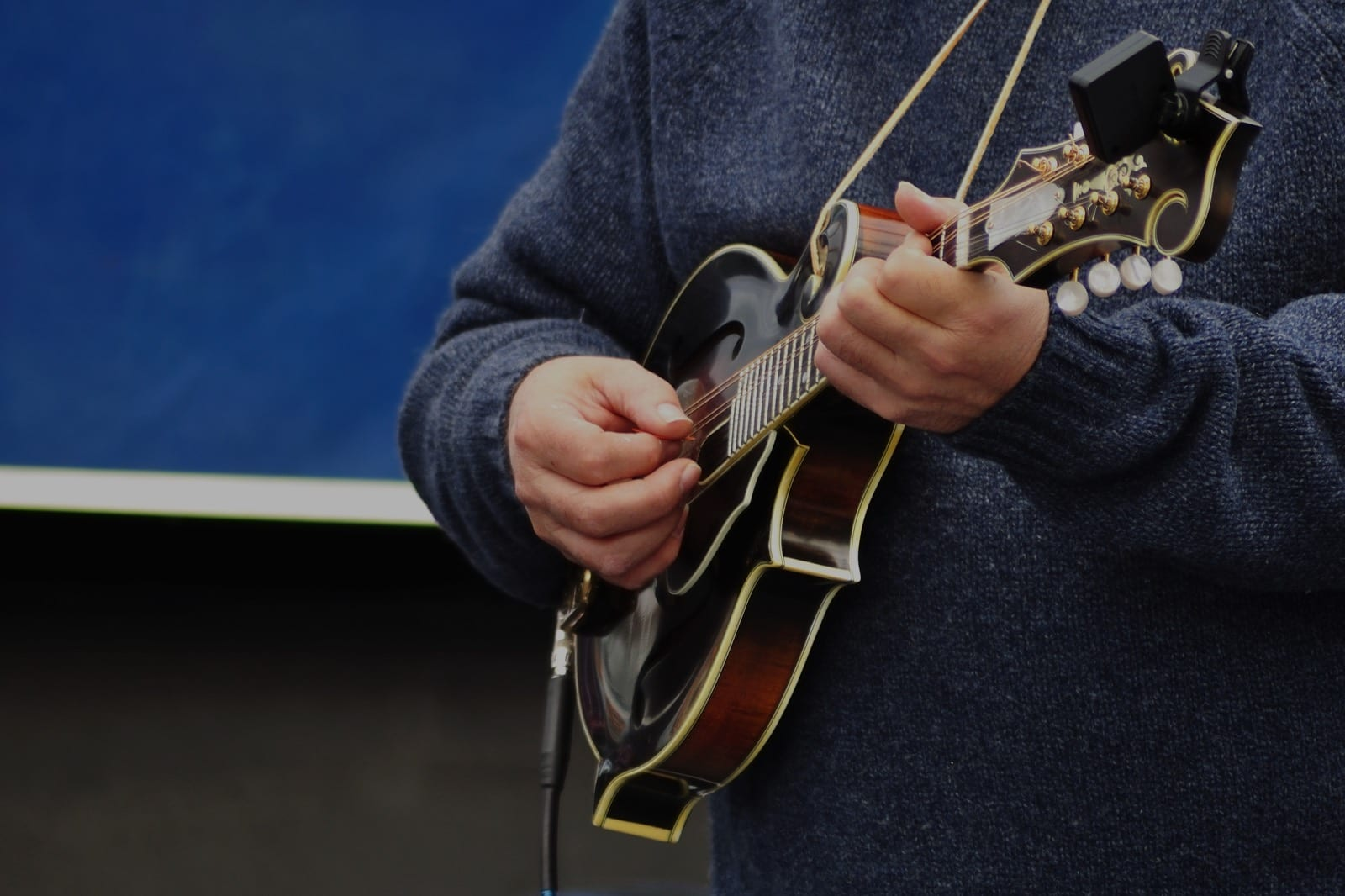 how to play mandolin for beginners - find a teacher