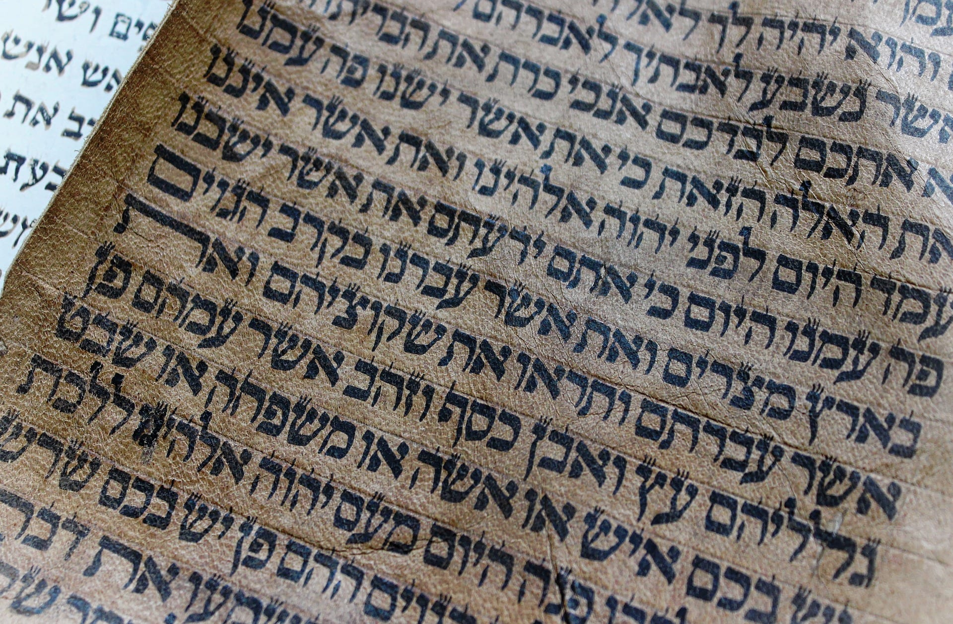 learn to read hebrew writing