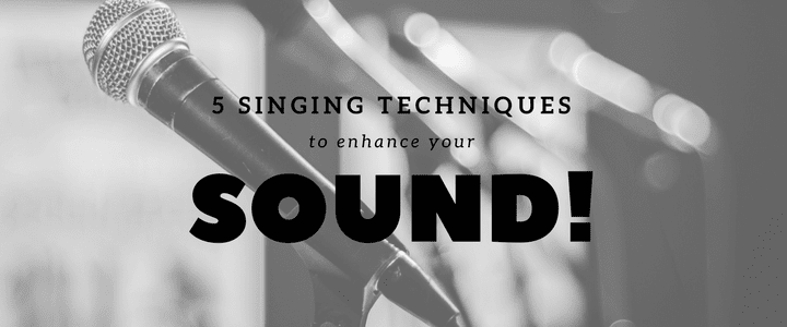 Singing Techniques