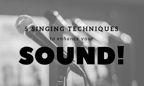 5 Essential Singing Techniques That Will Enhance Your Sound
