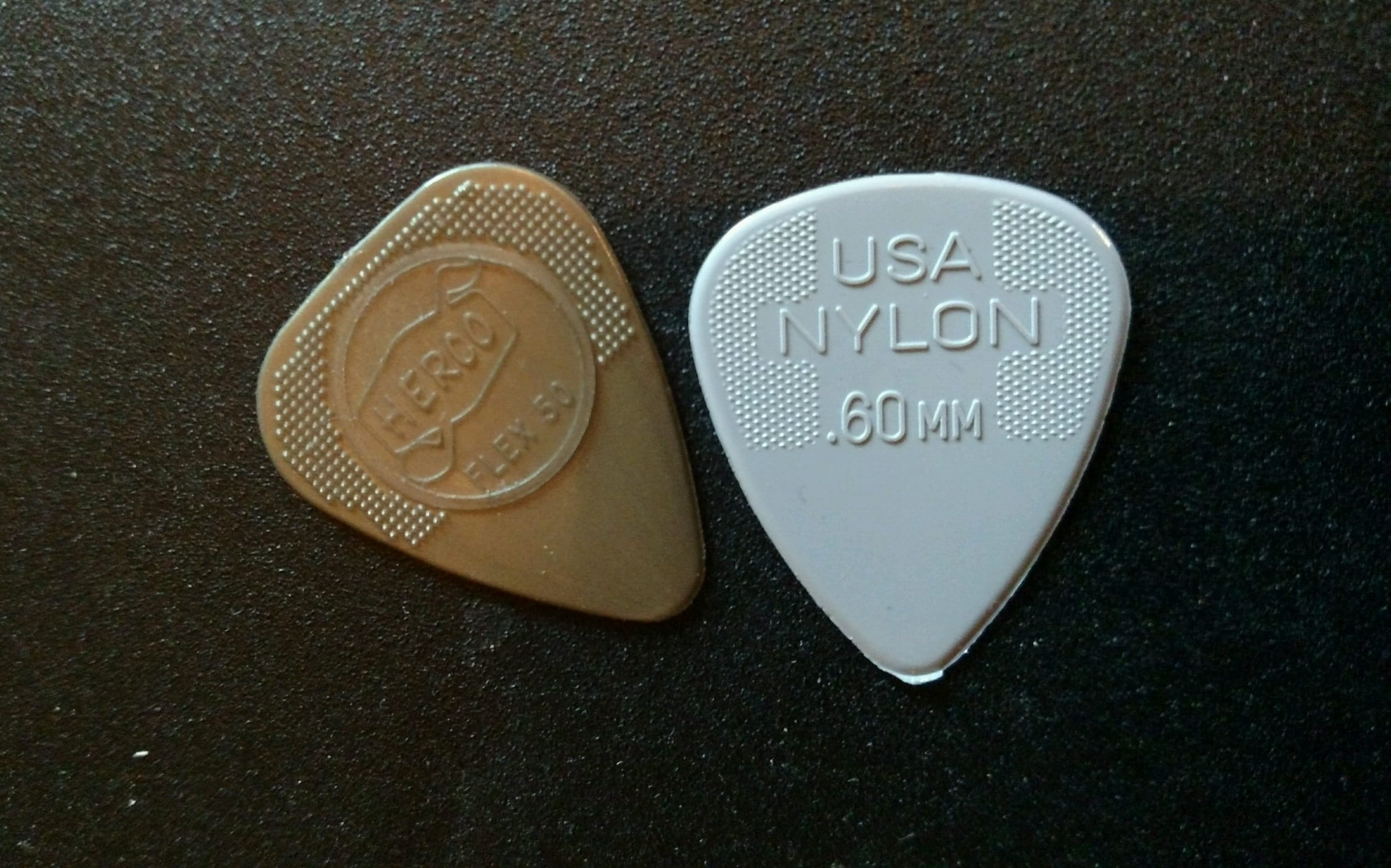 Nylon flex best guitar picks