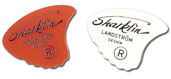 Sharkfin - Cool guitar picks