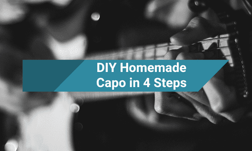 DIY: Homemade Capo Tutorial in 4 Easy Steps [Video]