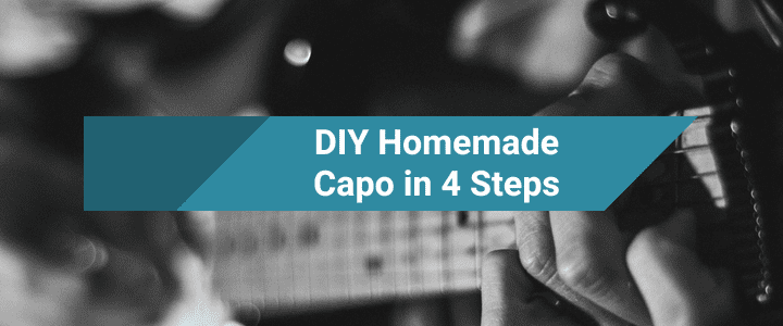 How to make a DIY Homemade Capo