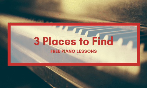 3 Legit Places to Find Free Piano Lessons