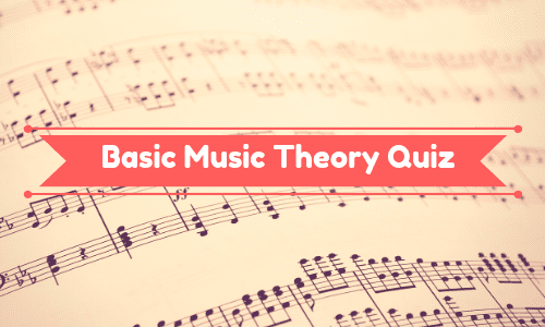 Can You Pass This Basic Music Theory Quiz? Test Your Knowledge!