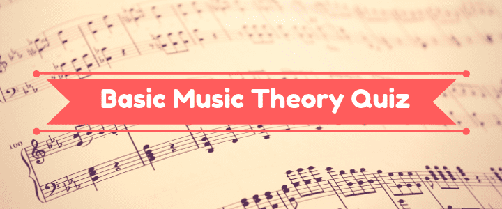 Education quizzes music theory