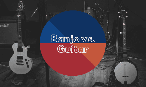 Banjo vs Guitar: The Difference, Difficulty, & How to Decide