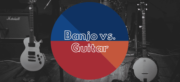 guitar vs banjo