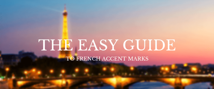 french accent codes