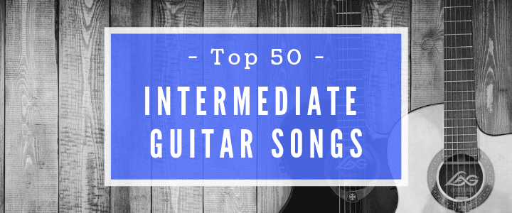 intermediate guitar solos
