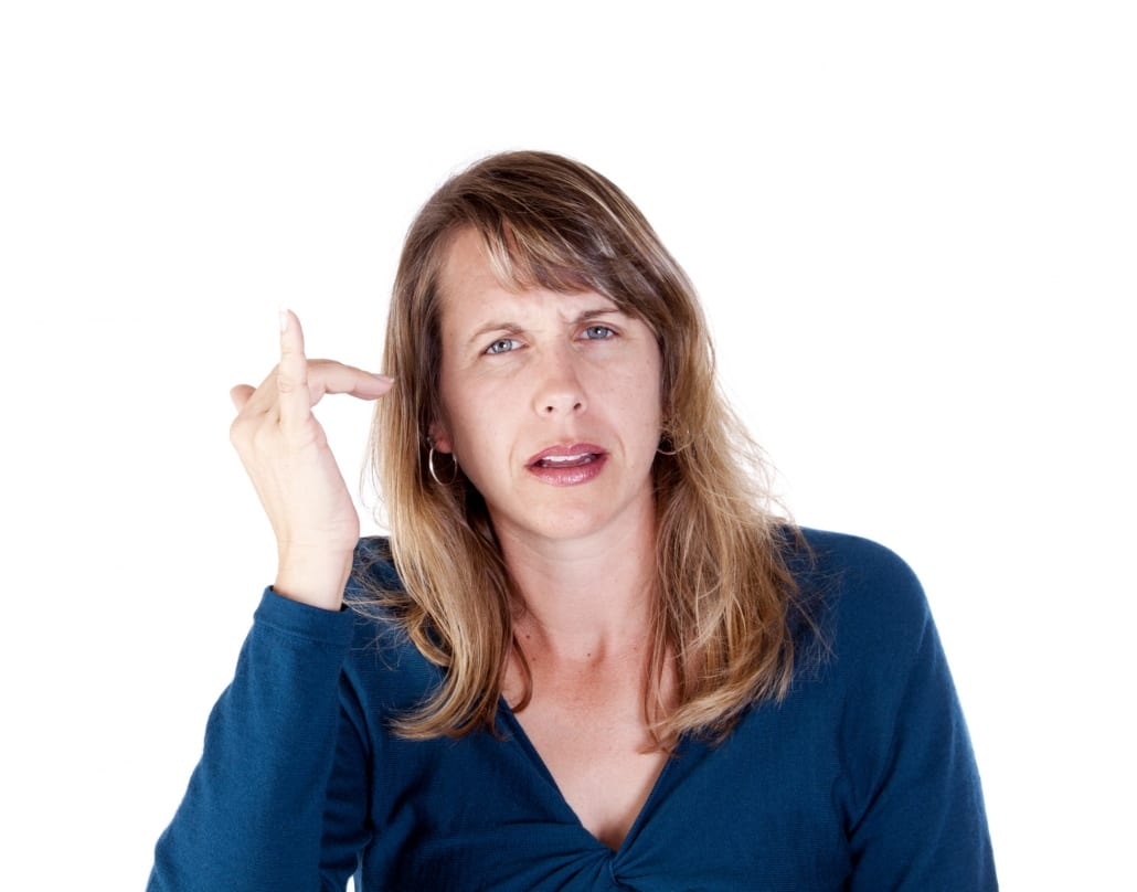 ASL grammar rules - facial expressions