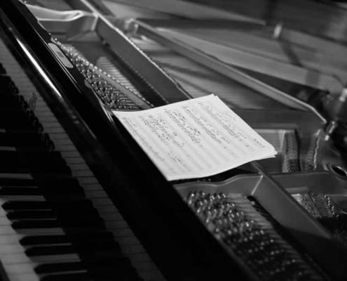 5 Famous Piano Songs