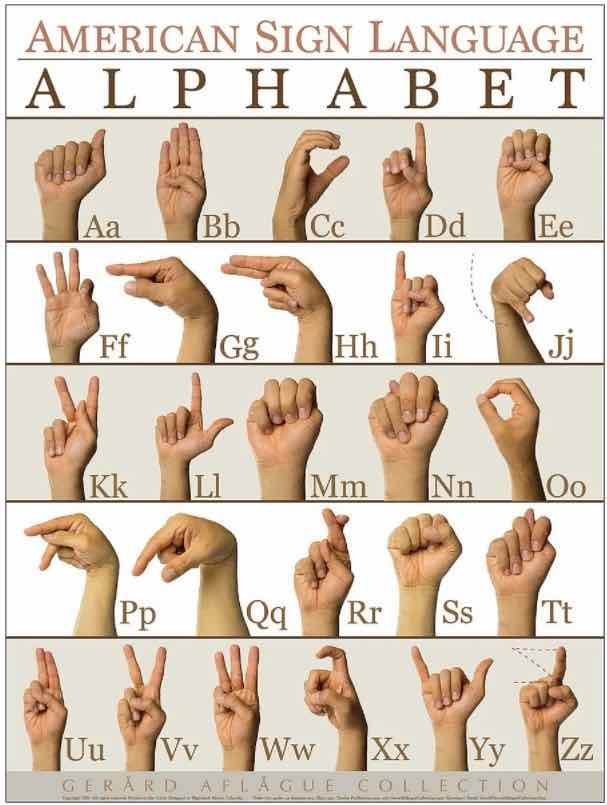 what is american sign language asl