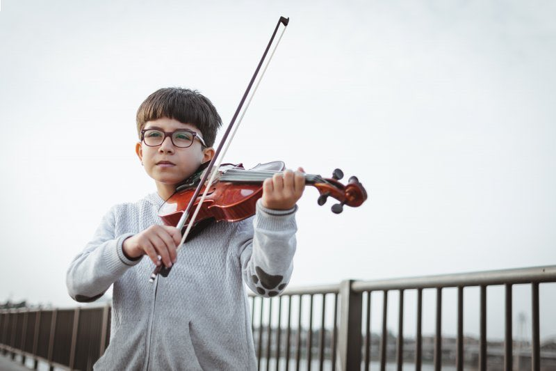Classical Violin Music: Why It's Healthy for Your Child to Learn